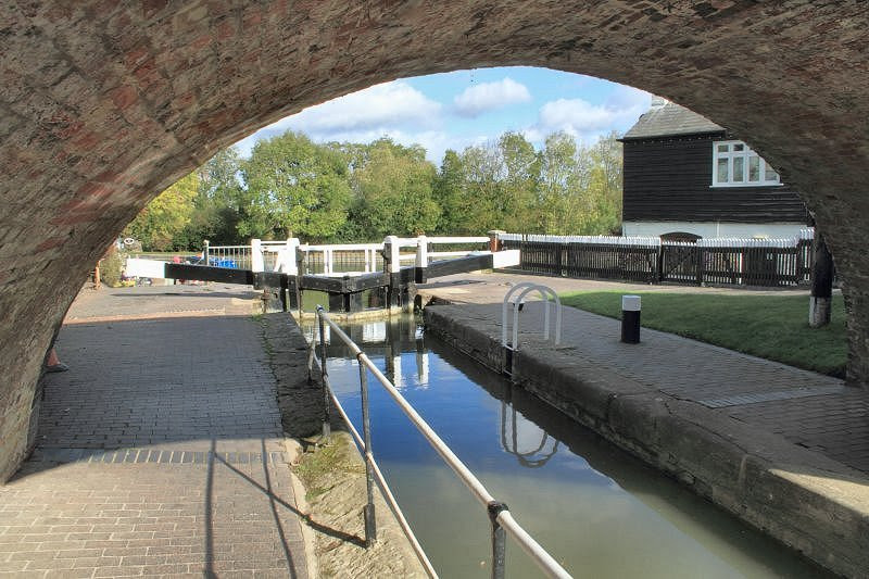 Foxton Locks