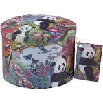 Vanilla Fudge Gift Tin, Pandas Playing | Gardiners of Scotland