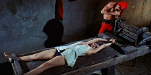Halloween Horror: Bloody Pit of Horror (1965)
