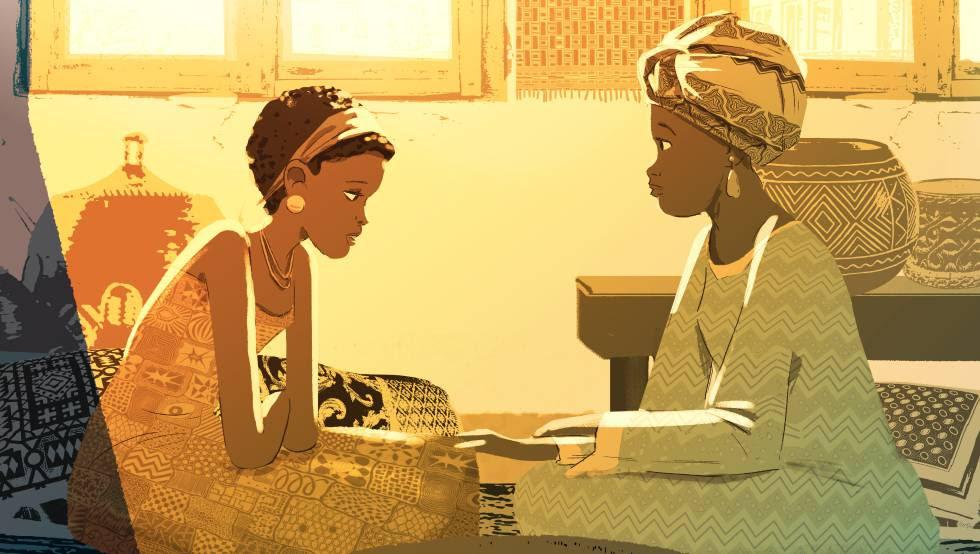 Imagen de la campaña de la Organización Mundial de la Salud.