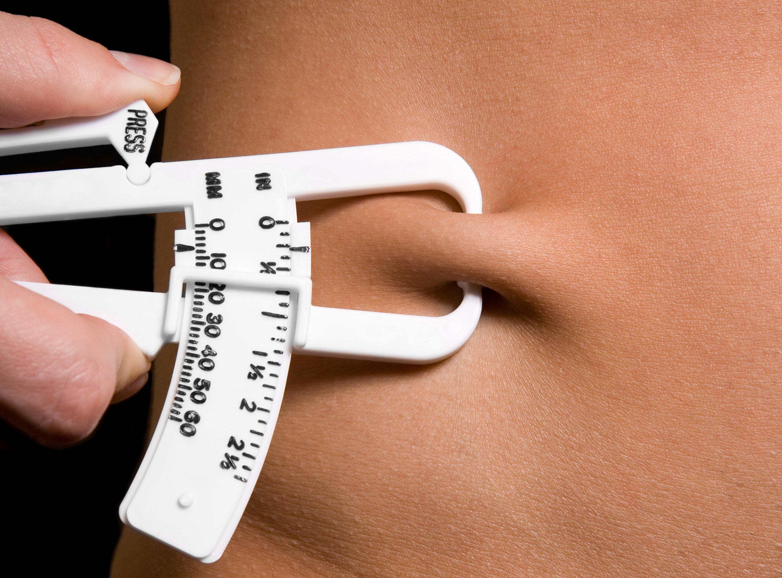 how accurate is body fat percentage by measurements