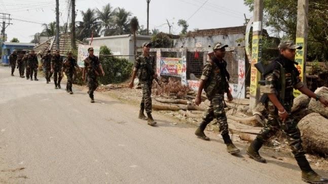 Bengal elections: EC deploys 22 companies of central forces as battle for Nandigram begins https://ift.tt/3wrlDhg