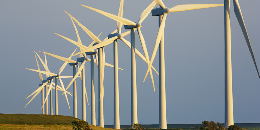 Smooth Sailing: Wind Energy Is Breaking World and National Records