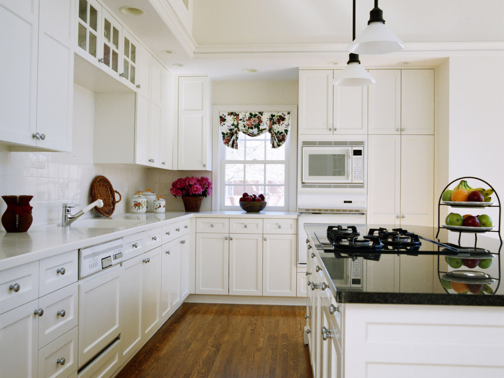27 Inspiring White Kitchen Design Ideas