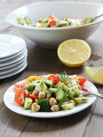 California Greek Salad