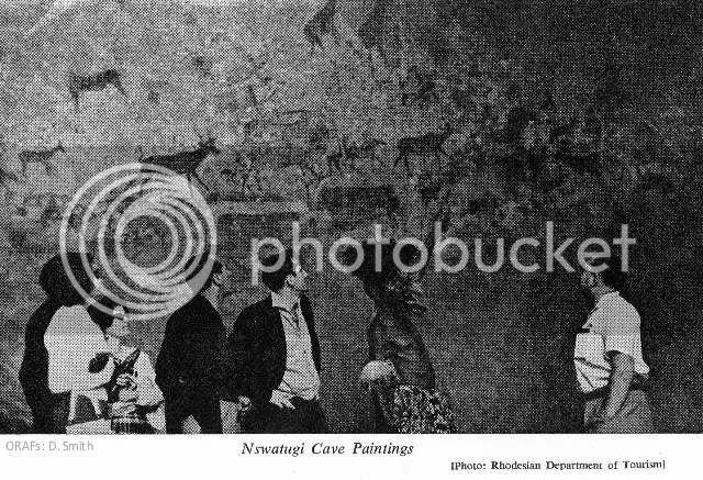 Nswatugi Cave Paintings