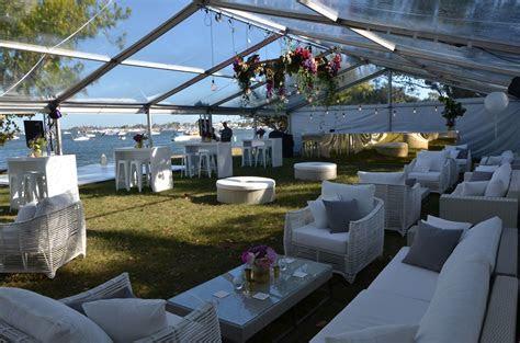 Matilda Bay wedding by OMG Events. Modern wedding. Marquee