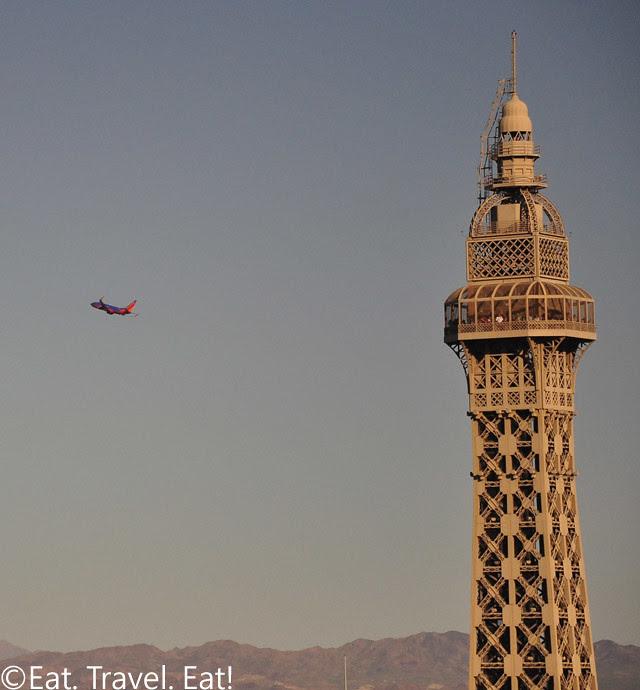 View: Southwest and Paris