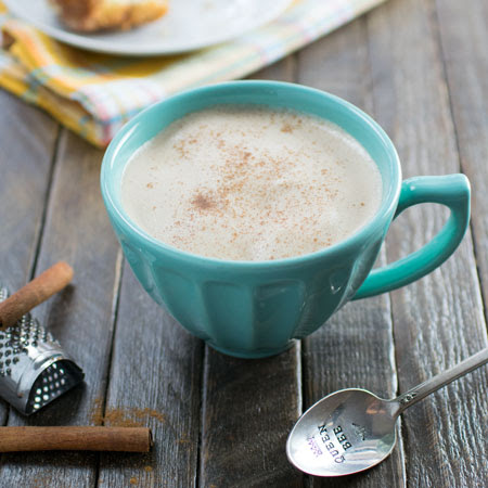 Honey Cinnamon Latte - Queen Bee's Kitchen