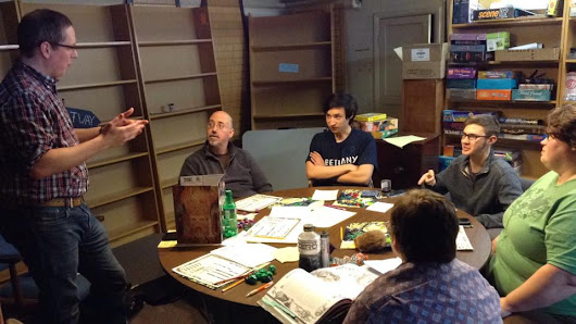 Dungeon Crawl Classics – Tower of the Stargazer [Session 5]
