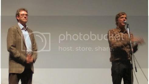 Director Todd Haynes at I'm Not There Screening @ Ryerson Theatre: photo by Michael Ligon