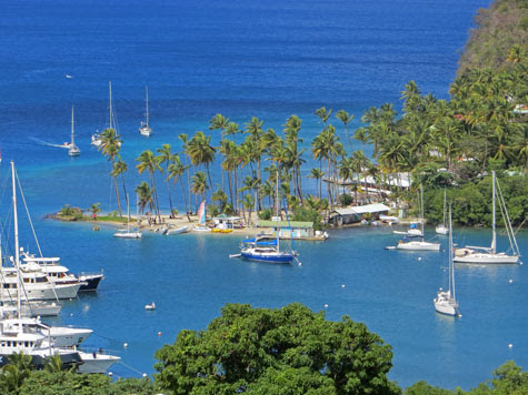 St. Lucia Tourist Information and Vacation Guide
