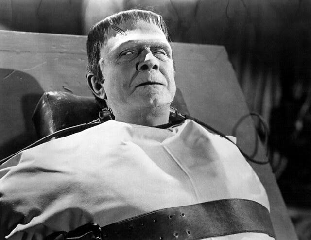 Frankenstein Meets the Wolf Man (Realart, R-1949) 3