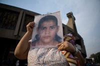 En busca de los desaparecidos. Foto: Octavio Gómez