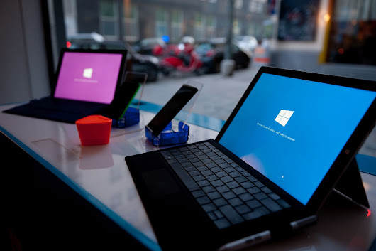 Microsoft's newfound success with surface and cloud services