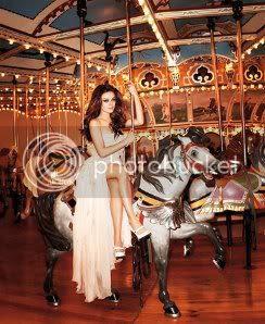 Mila Kunis Harpers Bazaar April 2012 Fashion Style