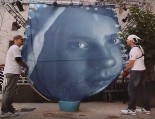 The Making of the World's Largest Contact Print | PDNPulse