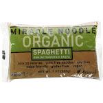 Miracle Noodle Spaghetti, Organic, Konjac Shirataki - 7 oz