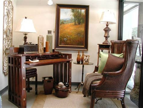 creative rustic home office designs