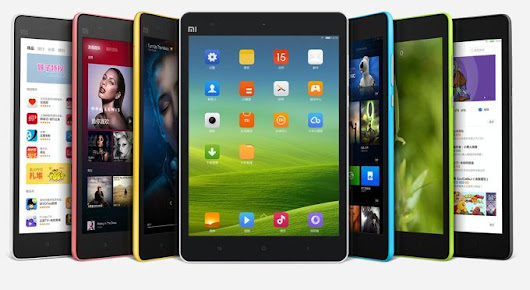 Xiaomi Mi Pad 7.9 Review ~ Papiese Review