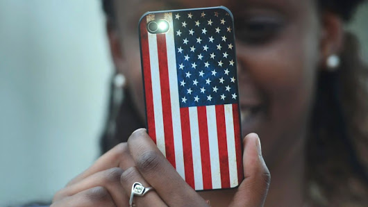 Should you take your phone to the United States? - BBC News