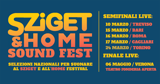 Sziget & Home Sound Fest '17