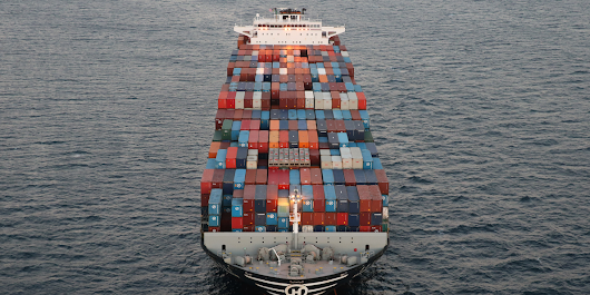 Amazon has entered the trillion dollar ocean freight business