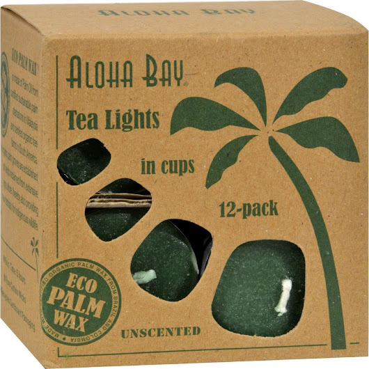 Light Up Your Space With Aloha Bay Tea Light Candles -