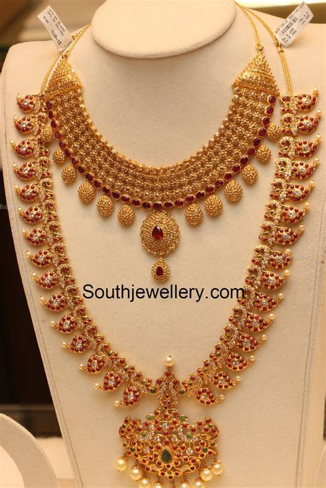 49 Swarnamahal Wedding Necklace Designs, How To Choose