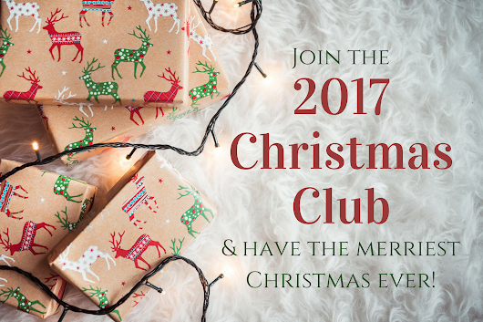 Join the Virtual Christmas Club! | Poorer Than You