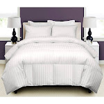 Hotel Grand White Goose Down Comforter, Twin