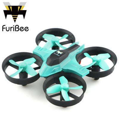 FuriBee F36 2.4GHz 4CH 6 Axis Gyro RC Quadcopter-16.62 Online Shopping| GearBest.com