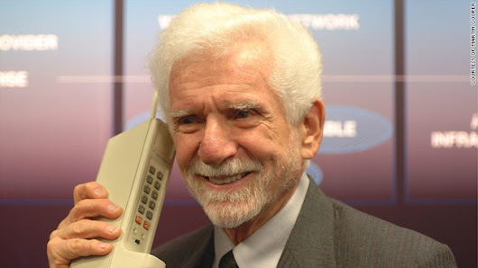 Inventor of cell phone: We knew someday everybody would have one - CNN.com