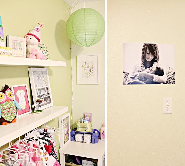 Simplyvonne:: }: Kaylee's Nursery Updated