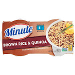 Minute Ready to Serve Brown Rice & Quinoa Cups -2ct