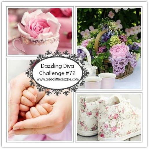 CHALLENGE #72-MOTHERS DAY MOOD BOARD