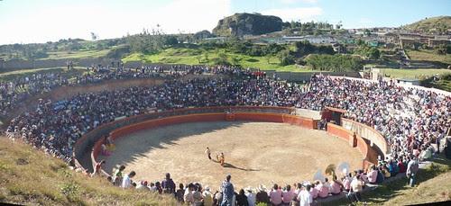 Plaza de Toros de Huambos, Cajamarca