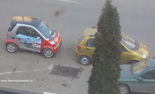 Smart Daewoo Matiz