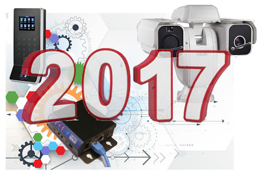 Security Technology Review for 2017 - Kintronics