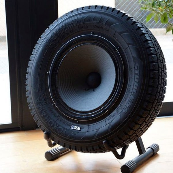 Smart Ways to Use Old Tires (23)