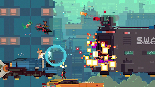 Pixel art games aren't retro, they're the future