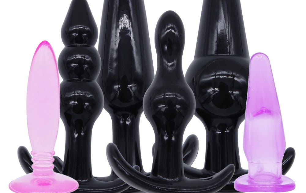 Best DOMI 6pcs/set New Booty Beads Ball Anal Sex Toy Adult