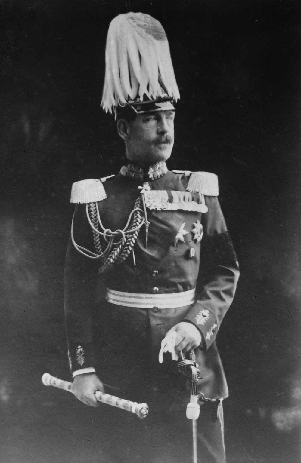 His Majesty King Constantine I of the Hellenes