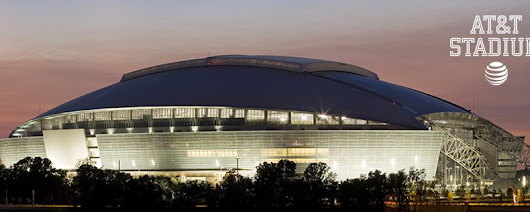 An Exclusive Inside Look At AT&T Stadium Home Of The Dallas Cowboys - The Rodeo Round Up