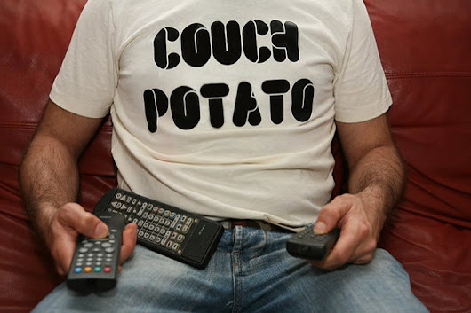 Couch Potatoes Face Same Chance of Dementia as Those With Genetic Risk Factors