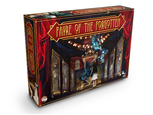 Fayre of the Forgotten by Thoughtfish —  Kickstarter