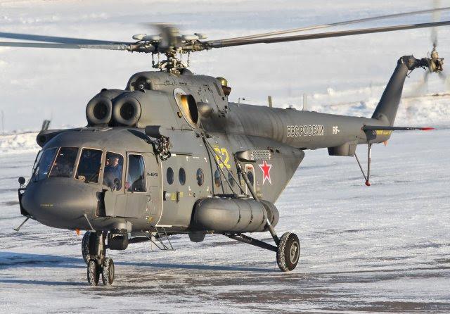 Resultado de imagen para Mi-8AMTSh Terminator