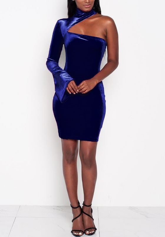 Pink raleigh tfnc maternity sequin bodycon midi dress in navy yonge and