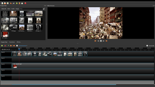 An introduction to video editing in Openshot 2.0