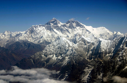 Did an earthquake shrink Mount Everest? India is going to check.